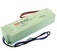 Блок живлення LPV-100-24 MEAN WELL 24вольт 100вт герметичний 3533
