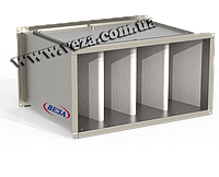 Фильтр канальный прямоугольный Канал-ФКП-40-20-G4