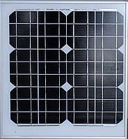 Солнечная панель Solar board 20W 18V (10)