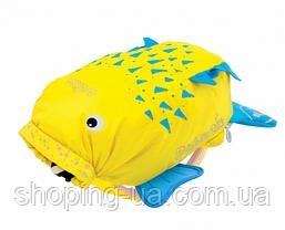 Рюкзак Trunki PaddlePak Blow Fish - Spike TRUA-0111, фото 2