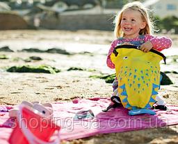 Рюкзак Trunki PaddlePak Blow Fish - Spike TRUA-0111, фото 3
