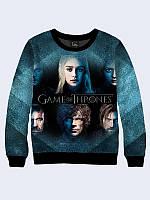 Свитшот Game of Thrones персонажи