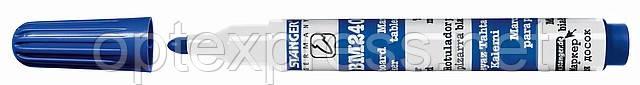 Маркеры для белой доски BM240 набор 4 цвета STANGER
