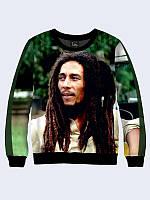 Свитшот Bob Marley