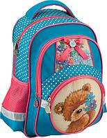 Рюкзак ортопедичекий школьный Kite Popcorn Bear PO16-525S