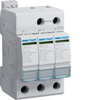 Вставной модуль для разрядника, 1п, 40kA, 275В, Up=1,25kB, 1м SPN015