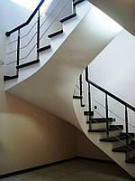 Лестницы и крыльца из бетона