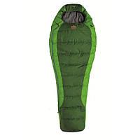 Спальный мешок левый SAVANA 185 зеленый L