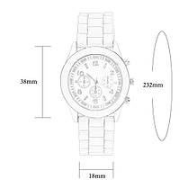 Женские кварцевые часы Geneva Minze, фото 3