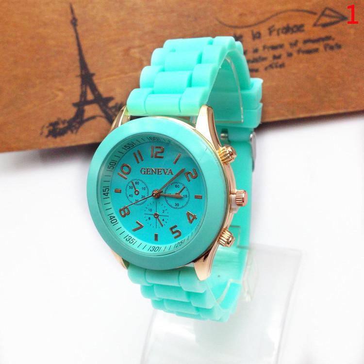 Женские кварцевые часы Geneva Minze