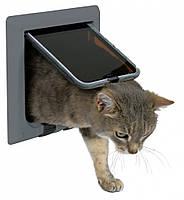 Trixie Дверца для кошки, 4 позиции