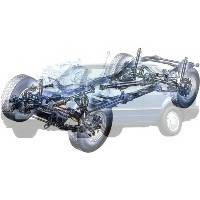 Детали трансмиссии Ford Escort Форд Эскорт 1986-1990