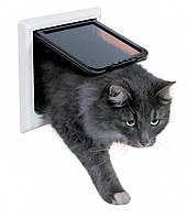 Trixie Дверца для кошки, 4 позиции XL