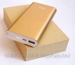 Универсальная батарея - Xiaomi power bank MI 8 20800 mAh, gold, фото 3
