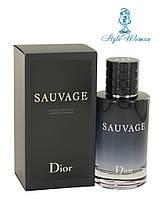 Christian Dior Sauvage мужской 100мл Кристиан Диор Саваж бренд