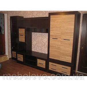 Гостиная  Каспий 2100х3000х530мм    Мебель-Сервис, фото 2