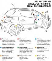 Як убезпечити салон автомобіля від пограбування
