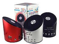 WSTER WS-A9 многофункциональная компактная активная акустическая система с FM радиоприемником и функцией MP3