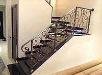 Ступени чёрные (Лабрадорит), гранитные, мраморные ступени, ступени под заказ., фото 1
