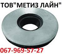 Шайба 4,8х14 с резиновой прокладкой EPDM