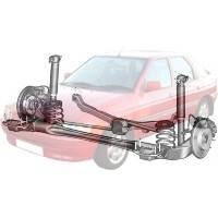 Детали подвески и ходовой Ford Escort Форд Эскорт 1990-1995