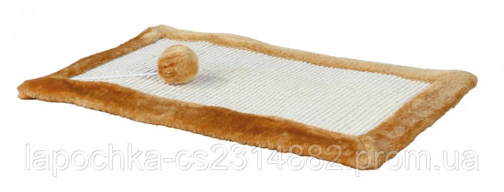 Когтеточка Trixie Scratching Mat для кошек, коврик, 55 х 35