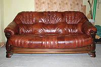 Мягкая мебель из кожи в Днепропетровске