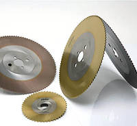 Фреза дисковая отрезная ф  80х1.0 мм Р6М5 z=24 крупный зуб