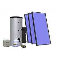 Сонячний набір Hewalex 3KS2100-TAC-300 для нагріву води на 3-5 осіб, фото 1