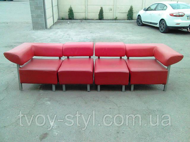 Перетяжка мебели из кожи Днепропетровск