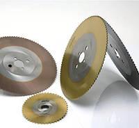 Фреза дисковая отрезная ф 125х1.0 мм Р6М5 z=64 пос.22