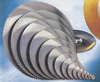 Фреза дисковая отрезная ф 200х2.5х32 мм Р18 мелкий зуб z=112