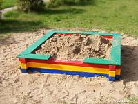 Песок для песочниц - чистый для дет. сада, пляжа