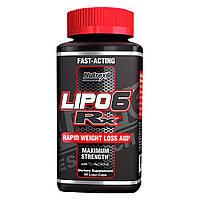 Жиросжигатель липо 6 Lipo 6 Rx (60 liquid-caps)
