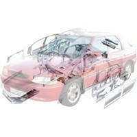 Детали кузова Ford Escort Форд Эскорт 1990-1995