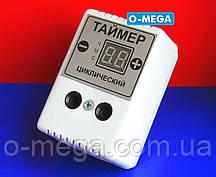 Таймер для инкубатора ТЦ-2 циклический 10А