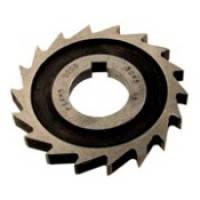 Фреза дисковая пазовая ф  80х10 мм Р6М5