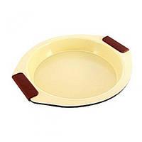 Форма  для випічки кругла 26,5*23,0*3,3см