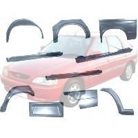 Арки, пороги, крылья, капот Ford Escort Форд Эскорт 1990-1995