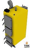 Стальной твердотопливный котёл KRONAS UNIC мощностью 98 кВт, фото 2