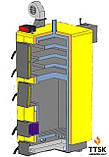 Стальной твердотопливный котёл KRONAS UNIC мощностью 98 кВт, фото 3