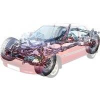 Детали трансмиссии Ford Escort Форд Эскорт 1990-1995