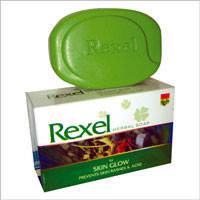 Мыло Rexel против сыпи и прыщей