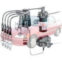 Система зажигания Ford Escort Форд Эскорт 1990-1995