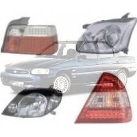 Приборы освещения и детали Ford Escort Форд Эскорт 1995-2001