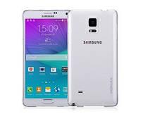 Чехол накладка для телефона Ultratough case for Samsung Galaxy Note 4, white (CUSANOTE4W) Momax