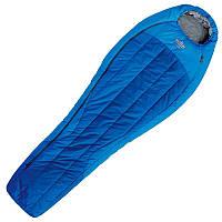 Спальный мешок правый SPIRIT 195 синий R BHB Micro