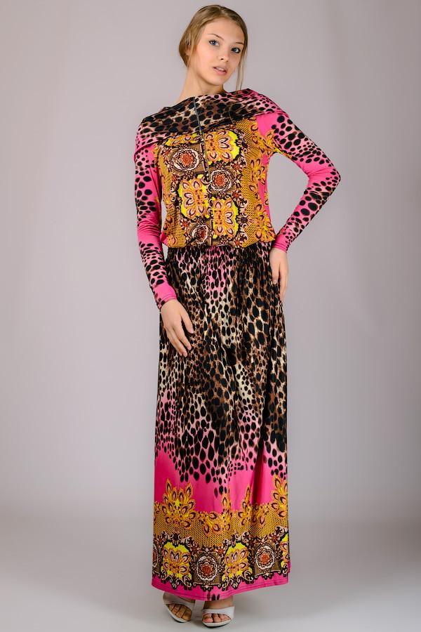 Тигровый костюм женский