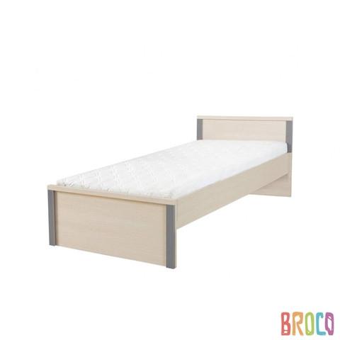 Кровать односпальная BRW Caps LOZ/90