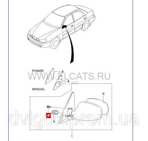 Daewoo Lano Car